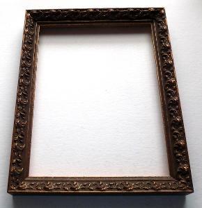 NOVÝ RÁM - vnitřní rozměr 18 x 24 cm - č.347