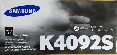 Toner Samsung CLT-K4092S, černá (black), alternativní
