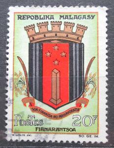 Madagaskar 1963 Znak Fianarantsoa Mi# 513 1961