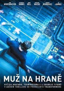 MUŽ NA HRANĚ (DVD)
