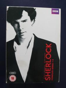 SHERLOCK Complete Series 1-3 BBC