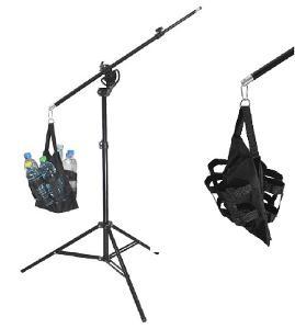 Petricard | Protizávaží | Závěsná taška pro jeřábový stativ na 6 lahví