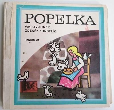 POPELKA, il. Kondelík, LEPORELO, 1.vyd.1978