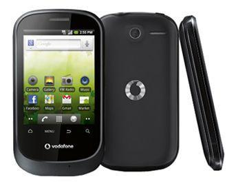 """Mobil: VODAFONE 858 SMART - 2,8""""/ 178 MB / 2 Mpx / 1200 mAh - ANDROID"""