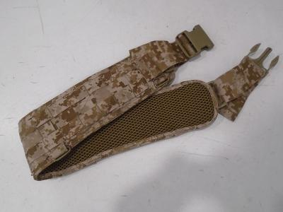 Orig Eagle Ind. MOLLE US NAVY/SFLCS/SEALs bojový opasek AOR1 použitý