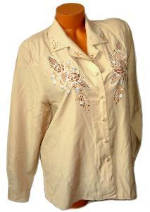 Dámská halenková košile, vel. 42