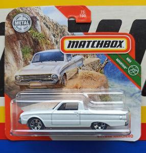 Ford Ranchero 1961 paprsková kola MB 75/100 Matchbox