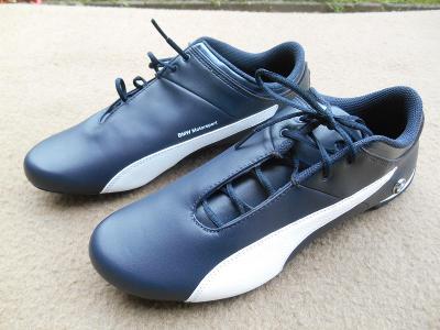 Nové sportovní boty - tenisky zn.: PUMA BMW Motorsport, vel. 44,5