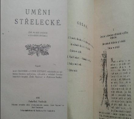 MYSLIVEC STŘELBA KULOVÁ BROKOVNICE LOV PUŠKA MYSLIVOST  KULOVNICE  - Knihy