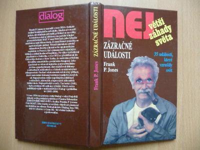Největší záhady světa - Zázračné události - Frank P. Jones - 1994