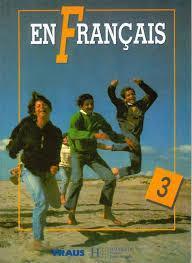 EN FRANCAIS 3 francouzština  učebnice
