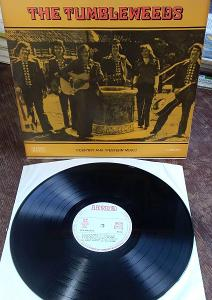 LP The Tumbleweeds Country And Western Music EX+/EX+