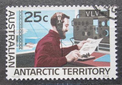 Australská Antarktida 1966 Radiostanice Mi# 16 Kat 5€ 1967