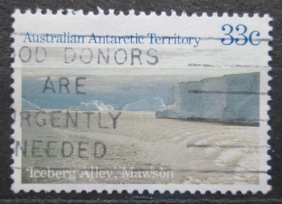 Australská Antarktida 1984 Iceberg Alley Mi# 67 1967