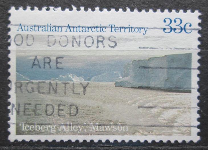 Australská Antarktida 1984 Iceberg Alley Mi# 67 1967 - Filatelie