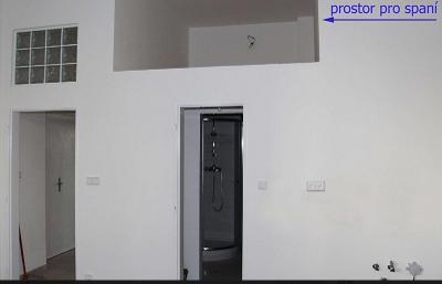 Prostor 71m2 pro kancelář, spaní, Turkmenská, Praha 10 - Vršovice