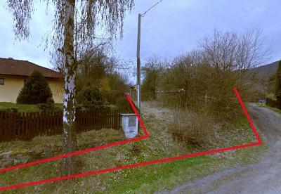 Louka se stromy, Stráž u České Lípy 6204m2