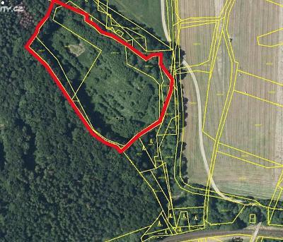 Prodej pole 12 569 m² Kopřivnice, okres Nový Jičín  (32 Kč/m2)