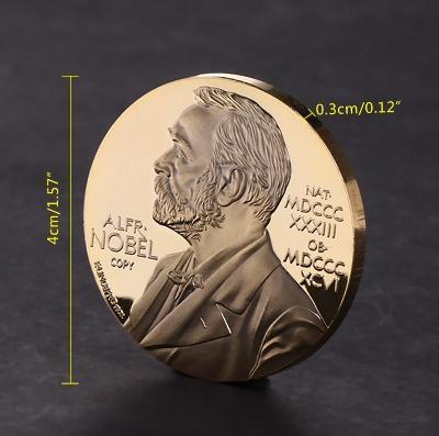Pamětní mince ALFRED NOBEL