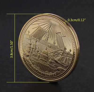 Pamětní mince RUSKÁ ARCHITEKTURA
