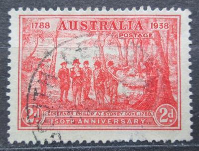 Austrálie 1937 Vznik Nového Jižního Walesu Mi# 153 1968