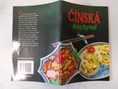 Kniha Klasika  kuchařka Čínská kuchyně  recepty na mnoho druhů