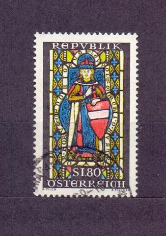 Rakúsko - Mich. č.1252