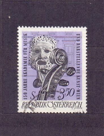 Rakúsko - Mich. č.1253