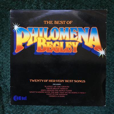 The Best Of Philomena Begley