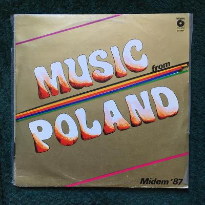 Music from Poland at Midem 1987