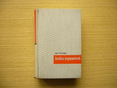 Jan Herben - Kniha vzpomínek   1936