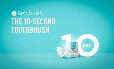 Amabrush - 10s automatický (elektrický) zubní kartáček original