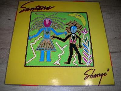 Santana – Shango (1982)  1.Press ,SUPER STAV!!!