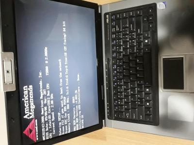 Notebook Asus F5GL