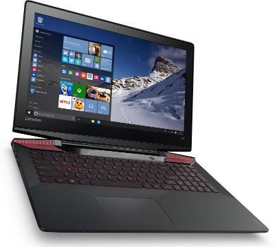 Lenovo IdeaPad Y700-17ISK Gaming Black.