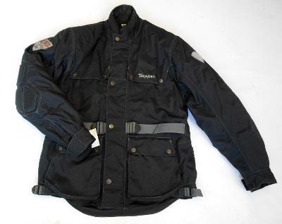 """Textilní bunda """"BLUE DELTA"""" vel. L/52, Odep. termovložka"""