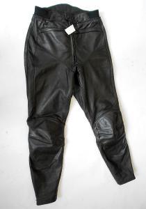 """Kožené kalhoty dámské """"HEIN GERICKE"""" vel. 42/XL, Komfortní chrániče"""