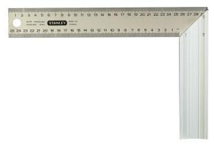 STANLEY Tesařský úhelník 140x250mm  1-45-685