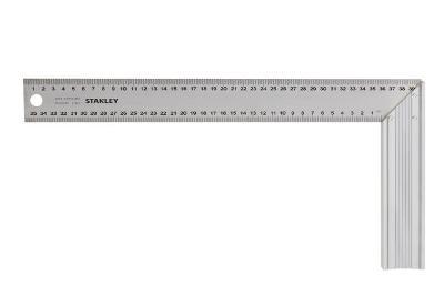 STANLEY Tesařský úhelník 200x400mm  1-45-687