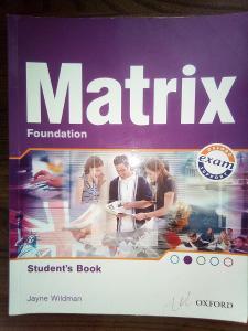 Matrix Foundation Student´s book Jayne Wildman