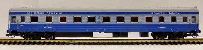 TT-MODEL 2034-L Osobní vůz 1. třídy REPIN Helsinki SZD Ep.V / TT 1:120