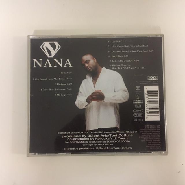 Nana  – Nana - CD - Hudba