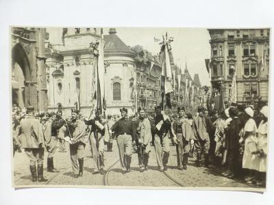 Praha - SOKOL - slavnost - FOTO FRANKEVIČ - DEJVICE