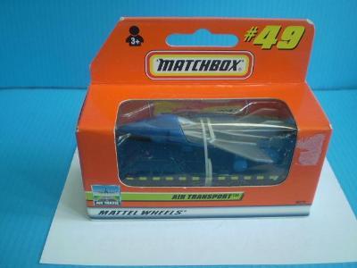 MATCHBOX - 49 AIR TRANSPORTER - NEROZBALENÝ