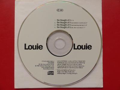 Louie Louie : The Throught of it  -  OD KORUNKY !!!