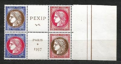 Francie - **,Mi.č.353/6 /3293C/