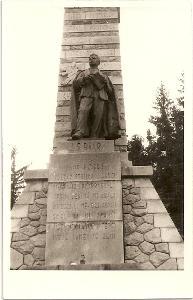 VÝHLEDY - Baarův pomník - Chodsko - Domažlice