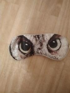 Vtipná maska na oči