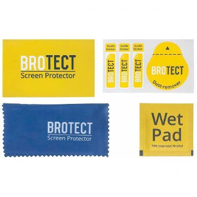 Aplikační čistící sada BROTECT na ochranné fólie a skla