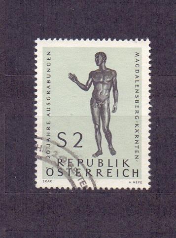 Rakúsko - Mich. č.1268